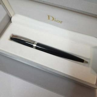 Christian Dior Lacquer Ball Pen Black