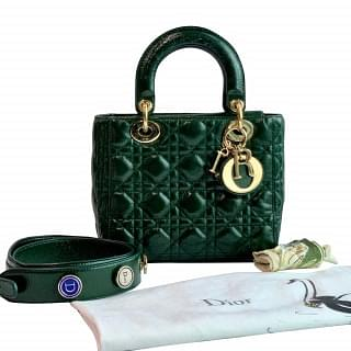 Dior Quilted My ABCDior Lady Dior Bag