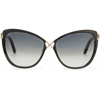 Tom Ford Celia Metal Cat-Eye Sunglasses