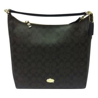 Coach Signature Celeste Convertible Hobo Bag