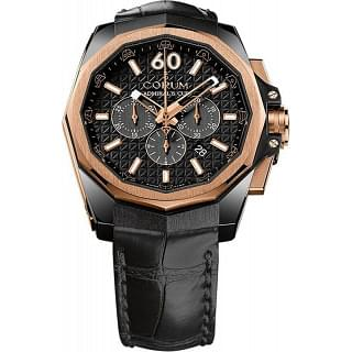Corum Admiral Chronograph 45MM Titanium & Gold