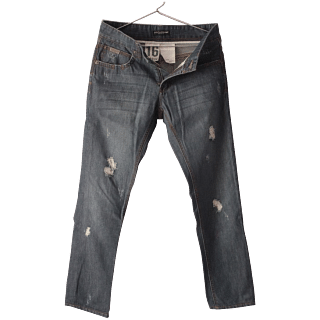 Dolce & Gabbana Men's Distressed Denims