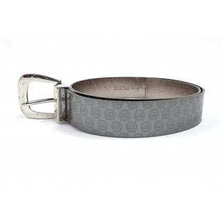 Michael Kors Monogram Grey Belt
