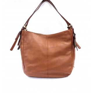 Tommy Hilfiger Marnie Brown Hobo Bag