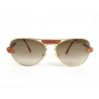 Chloe Brown/Gold Cl2204 Sunglasses