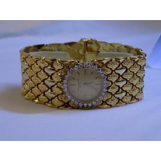 Patek Philippe Ladies Gold Watch