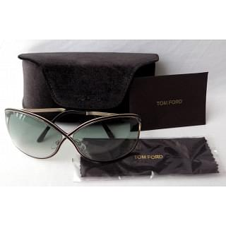 Tom Ford Ruckie oversized soft square sunglasses