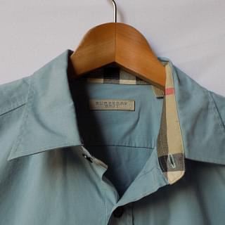Burberry Cambridge Aboyd Sport Shirt Blue