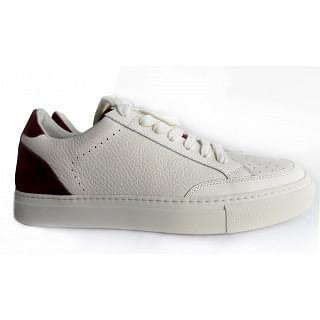 Brunello Cucinelli Low-top suede and leather Mens trainers