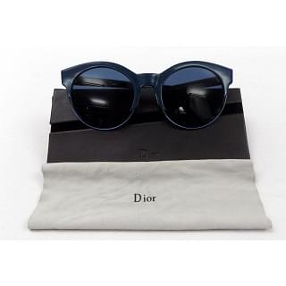 Christian Dior Sideral 1 Teal Blue Sunglasses
