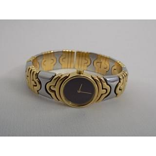 Bvlgari Parentesi 2-Tone Bangle