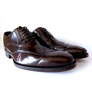 Canali Brown Dress Shoes