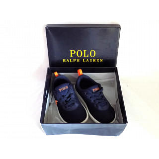 Polo Ralph Lauren Toddler Kamran Casual Athletic Sneakers