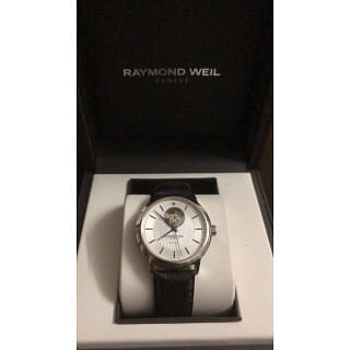Raymond Weil Maestro Silver Dial Automatic Men's Watch