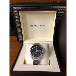 Tag Heuer Carrera Calibre 5 Day Date Automatic Men's Watch