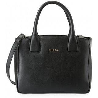 Furla Camilla Small Leather Tote