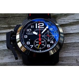 Graham Oversize Chronofighter  (Limited Edition)