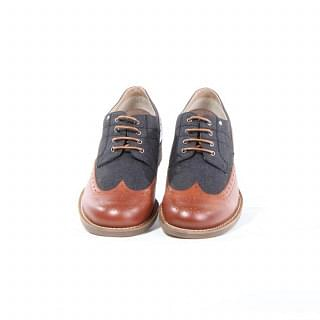 G-Star Manor caxton Brown/Navy Men's Shoes