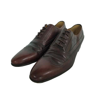Gucci Oxford Dress Leather Shoes
