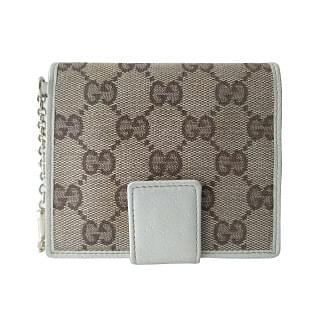 Gucci Timeless GG Monogram Wallet