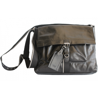Hugo Boss Black Messenger Bag