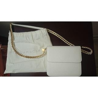 Stella McCartney Off-White Grace Shoulder Bag