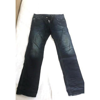 Diesel Darron Jeans in Dark Blue Color