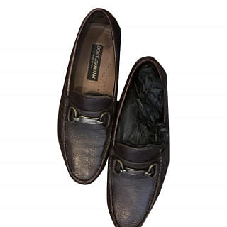 dolce and gabbana loafer