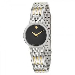 Movado Esperanza Two-tone Ladies Watch 0606045