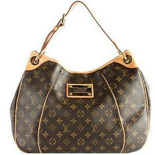 Louis Vuitton Monogram Canvas Galleria GM Hobo Bag