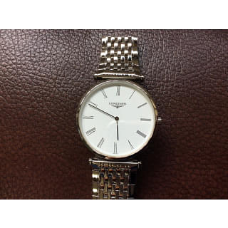 Longines Elegance Mens Watch