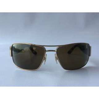 Polo Ralph Lauren Sunglasses With Logo on Stem