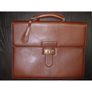 Tom Ford Men's Executive Leather Hand Bag