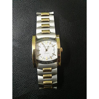 Bvlgari Assioma Yellow Gold Watch