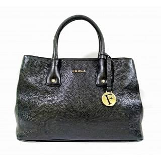 Furla Linda Small Leather Tote