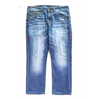 True Religion Ricky Fit Straight Jeans