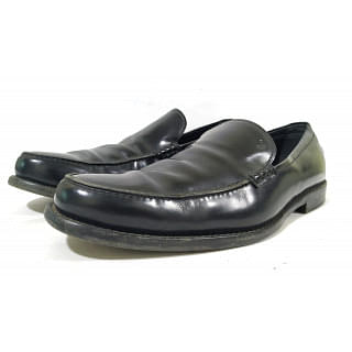 Tods Black Loafers