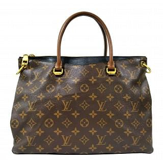 Louis Vuitton Pallas MM Shoulder Bag