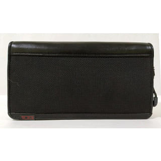 Tumi ID Lock Zip-Around Travel Wallet