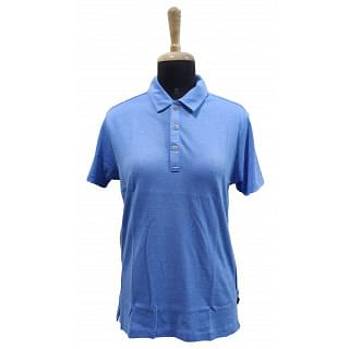 Hugo Boss  Cotton Linen Slim Fit Polo Tshirt