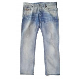 Diesel Safado Regular Slim Straight Jeans