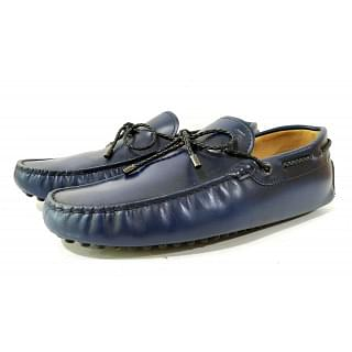 Tods Blue Knot Loafer