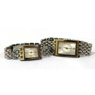 Alfredo Versace Couple Watch