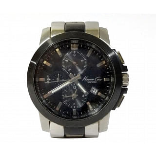 Kenneth Cole Analog Black Dial Mens Watch