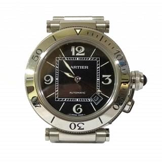 Cartier Pasha Collection Seatimer Watch