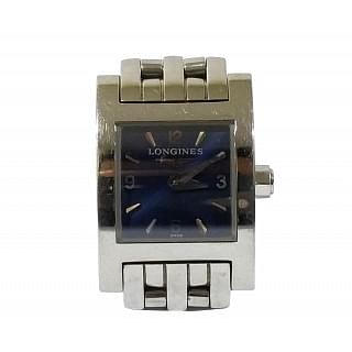 Longines Square face Watches L5.161.4 Stainless Steel