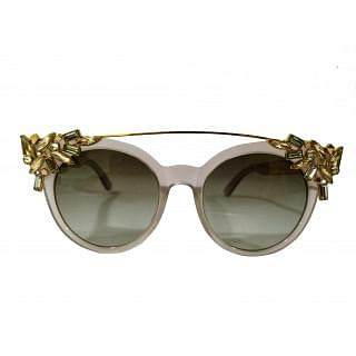 Jimmy Choo Vivy Crystal-embellished Sunglasses