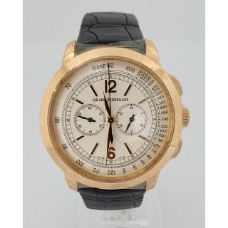 Girard Perregaux 1966 Chronograph Gold Watch