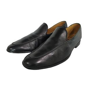 Magnanni Lever Black Shoes