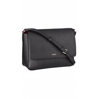 DKNY crossbody Bags For Women , Leather , Black